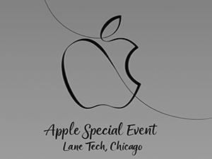 Apple Special Event: 3/27/18, Lane Tech College Prep High School
