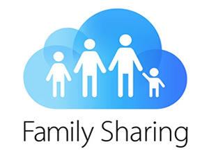 Share Apps and Media with iCloud Family Sharing