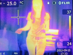 Thermal Imaging Could Help Thieves Steal Your Passwords